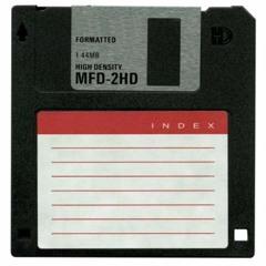 Thot - disquette