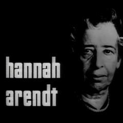 'Hannah Arendt' (Ludwig Greve)