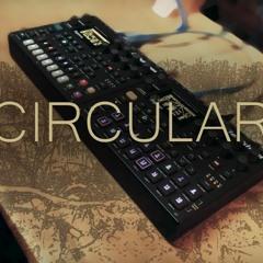 circular ... elektron digitone / digitakt performance