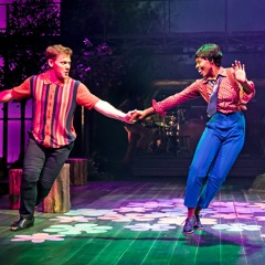 The Arts Section: Review of AS YOU LIKE IT & Halloween Theatre Preview
