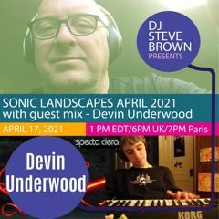 DJ Steve Brown & Devin Underwood - Devroka WECU Mix April 2021