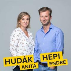 Budapest Update Hepi Endrével és Hudák Anitával 2021. 05. 26.