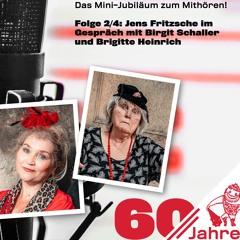 Folge 2 - Keulenspiegeleien - mit Brigitte Heinrich und Birgit Schaller