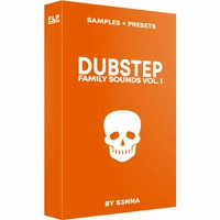 Dubstep Family Sounds Vol. 1 By S3NNA [FREE Sample Pack]