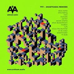 T99 - Anasthasia 2021 Remixes - Arkham Audio