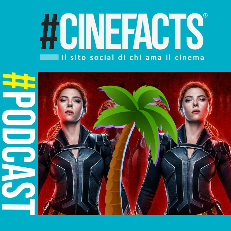 #121 Scarlett Johansson vs Disney, Venezia 2021 - Chiringuito Podcast