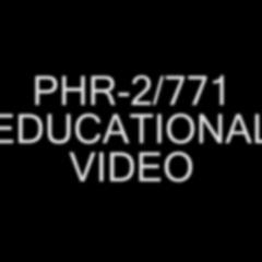 04. Aspicio Omniam - PHR 2_771 EDUCATIONAL VIDEO