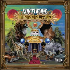 """EARTHGANG - """"Wings"""" (Instrumental)(prod. by D.K. the Punisher & Andre Harris)"""