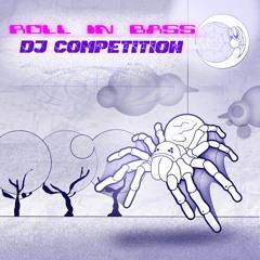 Roll in Bass: D&B Mix Comp 2021 - Ganjahvier