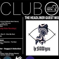 HeSAWyou X The Club(Lisburn's 98.8 FM: Biggest Dance Radio Show)