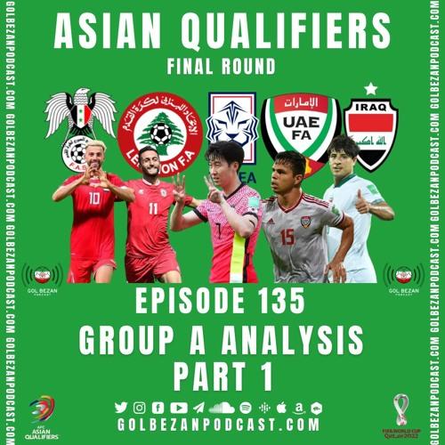 Asian Qualifiers Group A Analysis - South Korea, UAE, Iraq, Syria & Lebanon | Part 1