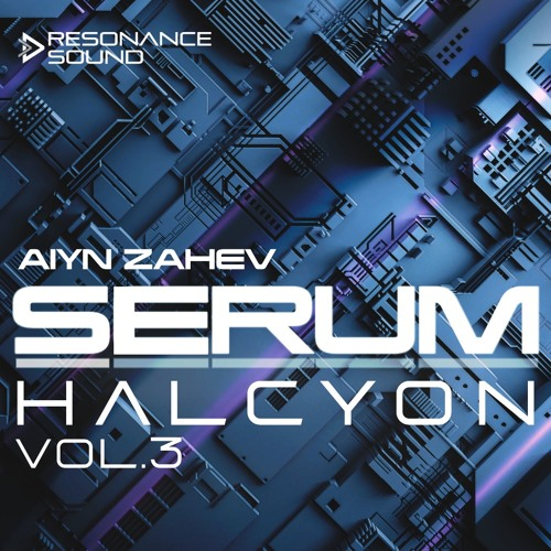 AZS Halcyon Vol.3 Presets for SERUM Demo