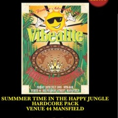 Slipmatt -  Vibealite 'Summer Time In The Happy Jungle' - 1995