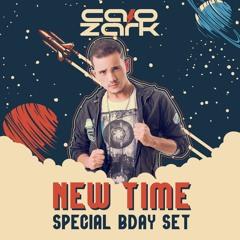 Caio Zark - New Time - Special Bday SET