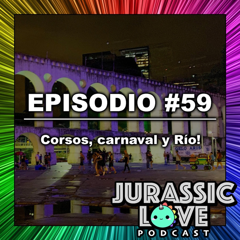 #59 - Corsos, carnaval y Río!