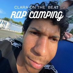 Clara on the beat - RAP CAMPING