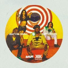 BAVR & Kevin Kofii - Don't Lie Riddim