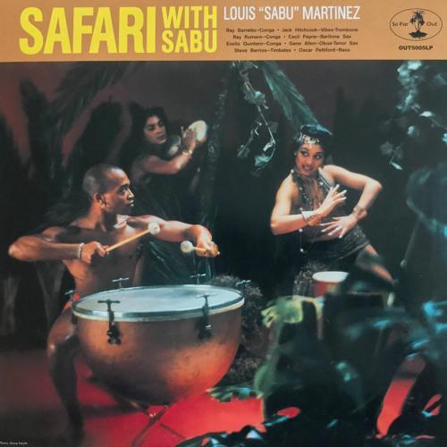 Le disque du siècle pour l'Opéra underground, Lyon-Sabu Martinez-Safari With Sabu