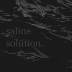 saline solution-wilbur