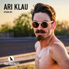 Ari Klau, Strug Pro Triathlete Expects To Win