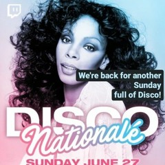 lifeboogie Vision [Disco Nationale Sunday Speciale] live@T'sCriv 2021 - 06 - 27