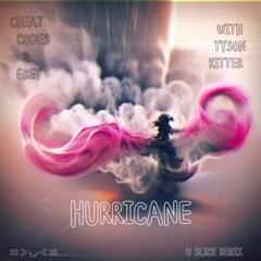 Cheat Codes & Grey - Hurricane (with Tyson Ritter)[U Slice Remix]