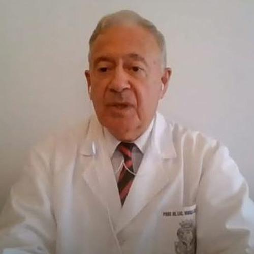 """""""Tuve una desgraciada equivocación"""" Dr. Hugo Pizzi, infectólogo argentino."""