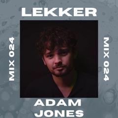 Adam Jones - Mix 024