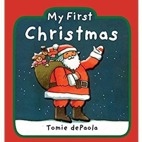 (<B.O.O.K.$> My First Christmas EBook