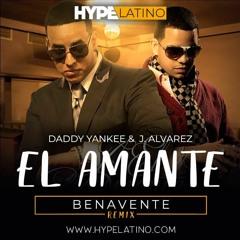Daddy Yankee, J. Alvarez - El Amante (Benavente Remix)(www.hypelatino.com)