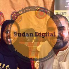 جبنة مع سودان ديجيتال | 13# | سلمى عمر | outdoor vs digital graphic design