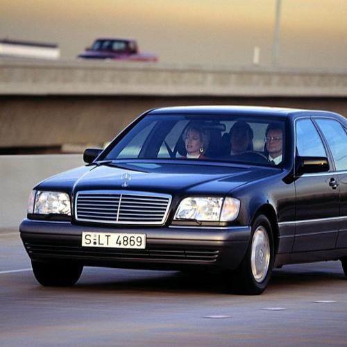 Folge 58 - Mercedes Benz S-Klasse (W140) (1991-1998)