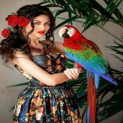 Miriana in the Ship of Love