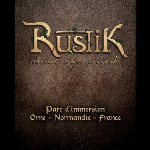RustiK LOGO Theme (mystic version)