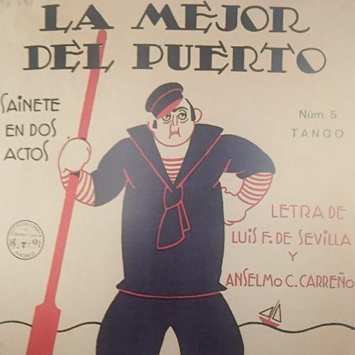 La mejor del puerto (1928)