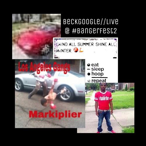 BECKGOOGLE//LIVE @ #BANGERFEST2