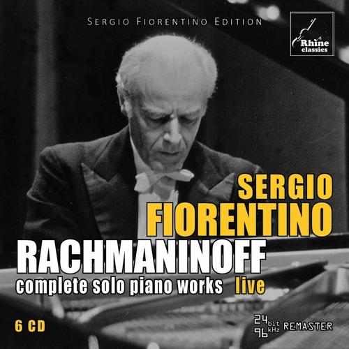 Ritratti 3-4-2020 Sergio Fiorentino - Rachmaninoff
