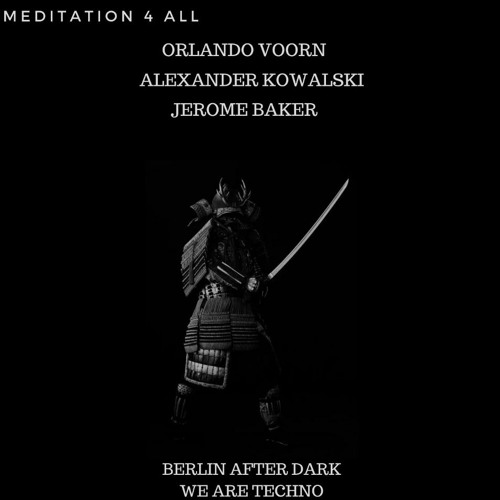 Orlando Voorn - Meditation 4 All (Alexander Kowalski Remix)