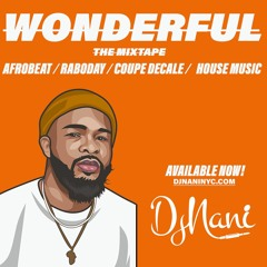 WONDERFUL (THE MIXTAPE) Afrobeat / Raboday / Coupe Decale / House