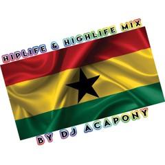 Hot Ghana HipLife & HighLife (GH63) MIX