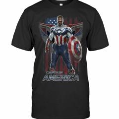 Sam Wilson Captain America shirt