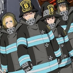 Company 8 Cypher Jeff Hopland (feat. Baker The Legend, HalaCG, and more!) [Fire Force]