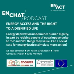 Energy Access and the Right to a Dignified Life