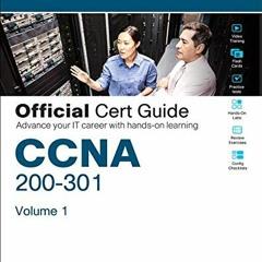 [R.E.A.D] CCNA 200-301 Official Cert Guide, Volume 1 Online Book