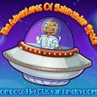 The Adventures Of Salamander Space - MIDI MOCKUP