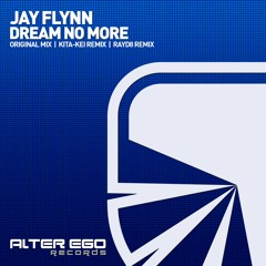 AE438 : Jay Flynn - Dream No More (Radio Edit)