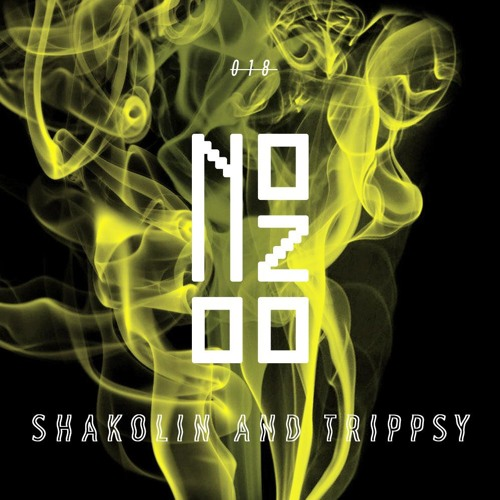 Nozoo Series 018 Shakolin and Trippsy