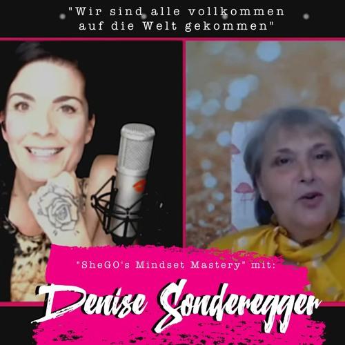"""""""SheGO's Mindset Mastery"""" mit Business Medium Denise Sonderegger"""