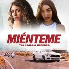 Mienteme Remix - Tini Ft Maria Becerra - Dj Gustavo (Remix Cachengue)