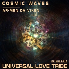 Ar-Men Da Viken - Cosmic Waves (Original Mix) [Universal Love Tribe]